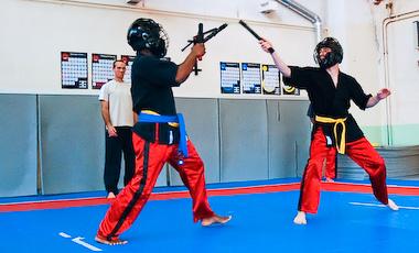 Sport de combat oullins